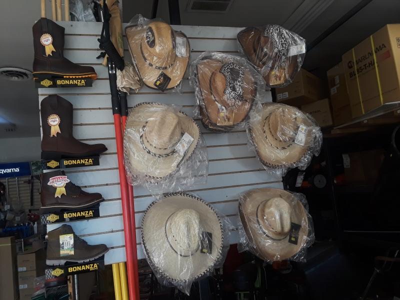 Sombreros-y-Botas-de-trabajo-by-Union-de-Tula-Lawnmower-La-Mirada-CA